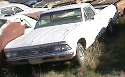 1966 Chevrolet El Camino for sale 100879550